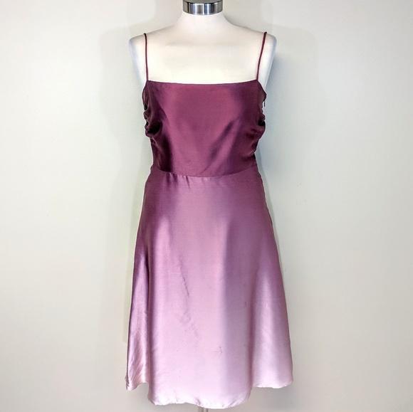 Cynthia Rowley Dresses & Skirts - Cynthia Rowley Silk Ombré Dress